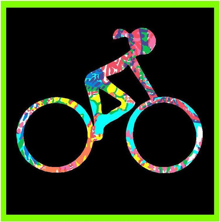 Best Cycling Stickers Images On Pinterest Stickers Cycling - Custom printed vinyl decals