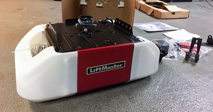 3 Steps To Take Before You Start A Garage Project Liftmaster Garage Door Garage Door Opener Garage