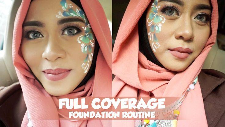 Full Coverage Foundation Routine ala IniVindy