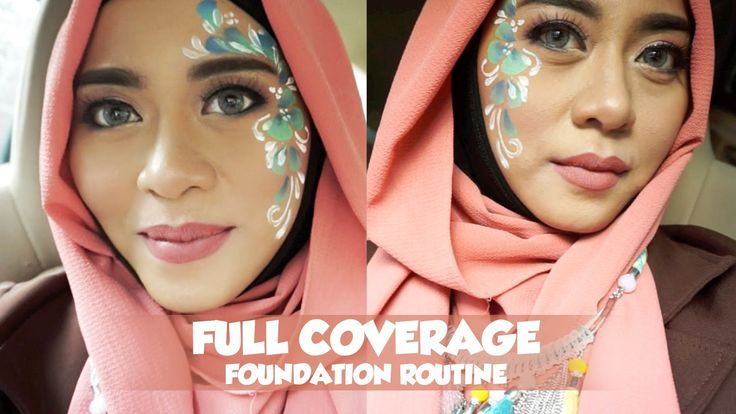 Full Coverage Foundation Routine ala IniVindy