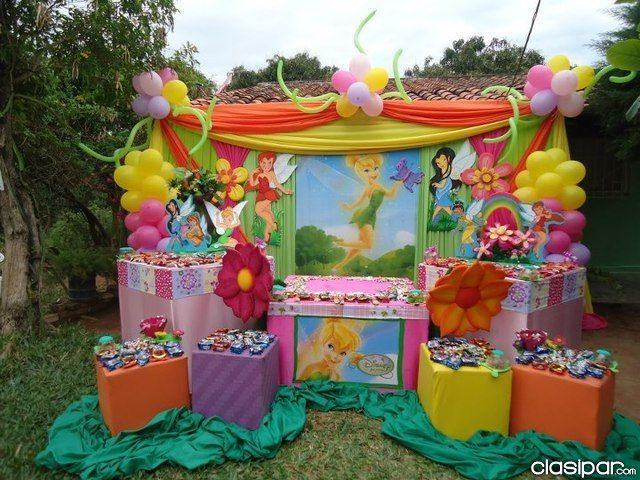 Decoraciones infantiles en central fiesta infantil for Decoracion fiesta infantil nina