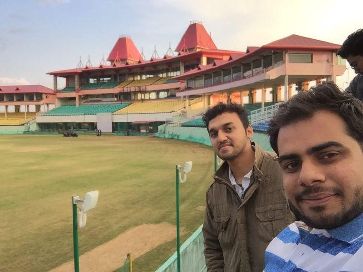 HPCA stadium, Dharamshala, Himachal Pradesh, College Industrial Visits