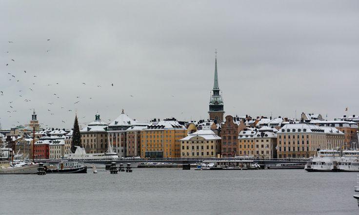 Bowtie diary: Stockholm, jag gillar dig. #stockholm #travel