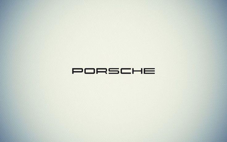 Porsche Logo Widescreen Wallpaper 1920x1200