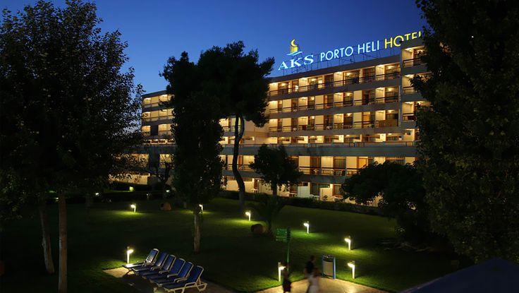 AKS Porto Heli Outdoors View