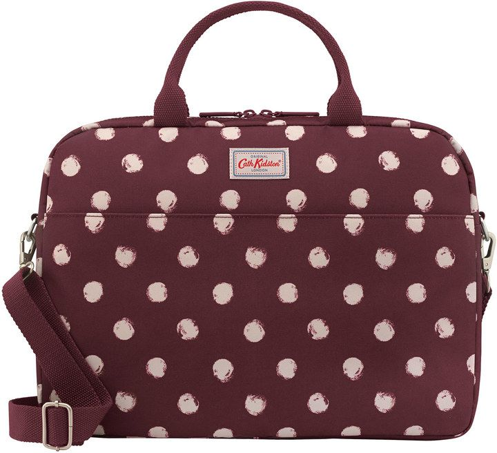 Smudge Spot Laptop Bag