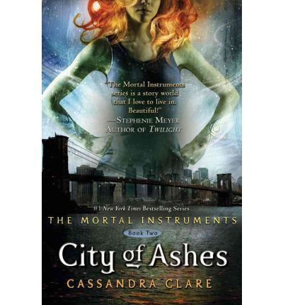 Book #: City of Ashes
