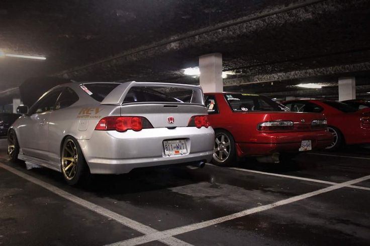My friend and i at the toy drive car meet  #honda #acura #rsx #integra #dc5 #acurarsx #nissan #240sx #silvia #s13silvia #s13 #ps13 #sil40 #silforty #schassis #jdm #toydrive #carmeet