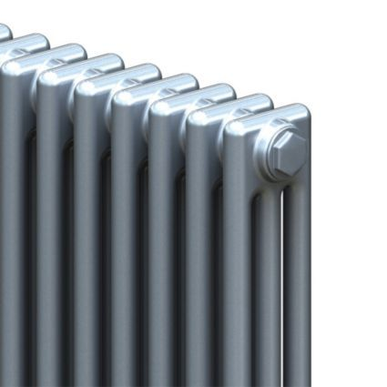 Acova 3 Column Radiator Silver (W)812mm (H)600mm  sc 1 st  Pinterest : sectional radiators - Sectionals, Sofas & Couches