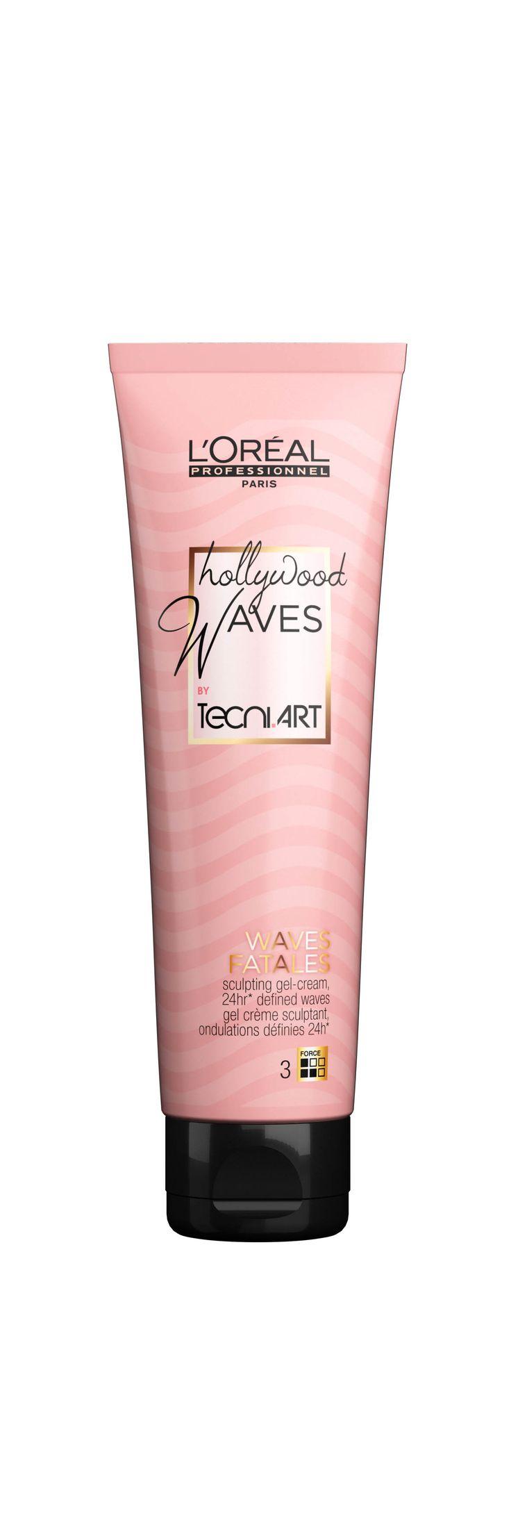 L'Oréal Professionnel Paris Hollywood Waves By Tecni.art Waves Fatales 150ml.