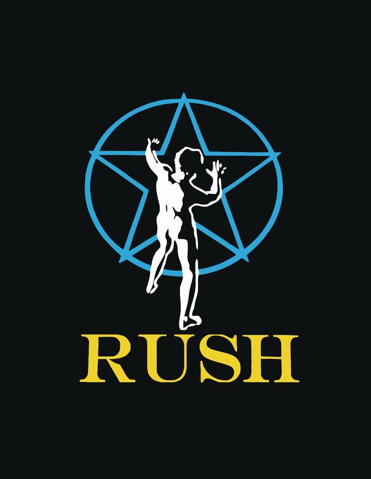 Rush Logo | ... 2010 2013 alvarock01 rush s starman this band logo is one of