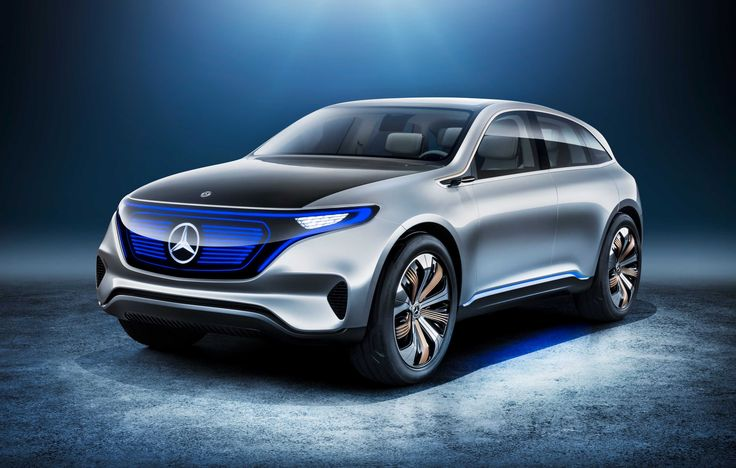 Generation EQ previews Mercedes' all-electric car brand. Mercedes sets its sights on Tesla.
