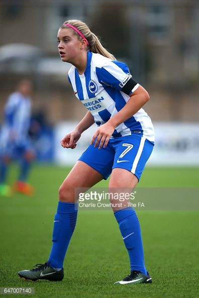 03-04 LANCING, ENGLAND - FEBRUARY 26: Brighton's Alessia... #lancing: 03-04 LANCING, ENGLAND - FEBRUARY 26: Brighton's Alessia… #lancing