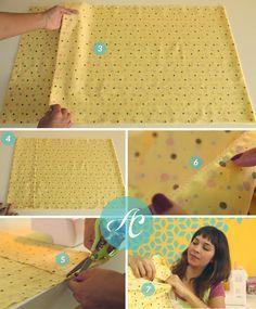 Passo a passo fronha capa para travesseiro Coats Descomplica A Costureirinha