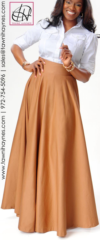 Best 25+ Swing skirt ideas on Pinterest | Floral skirt outfits ...