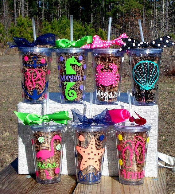 Best Vinyl Decorated Tumblers Images On Pinterest - Best vinyl for cups