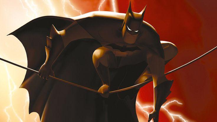 Poster serie Batman: La serie animada