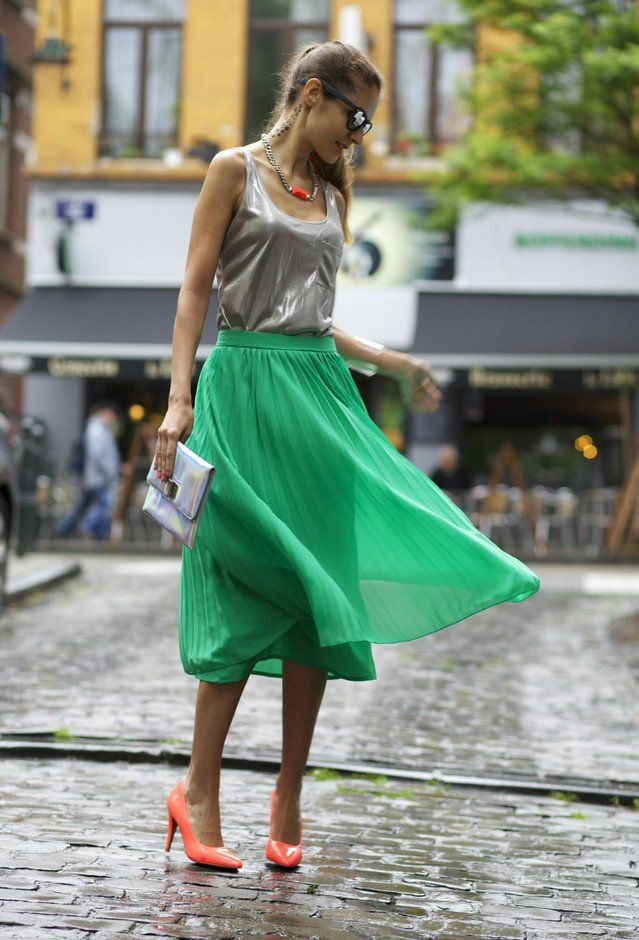 15 Bright Summer Outfits