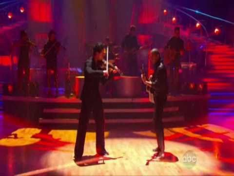 Britney Spears - Cover on Toxic (Mark Ballas and Val Chmerkovskiy)