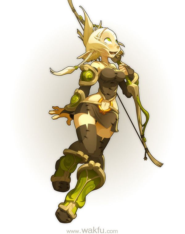 """Cra"" for Wakfu"