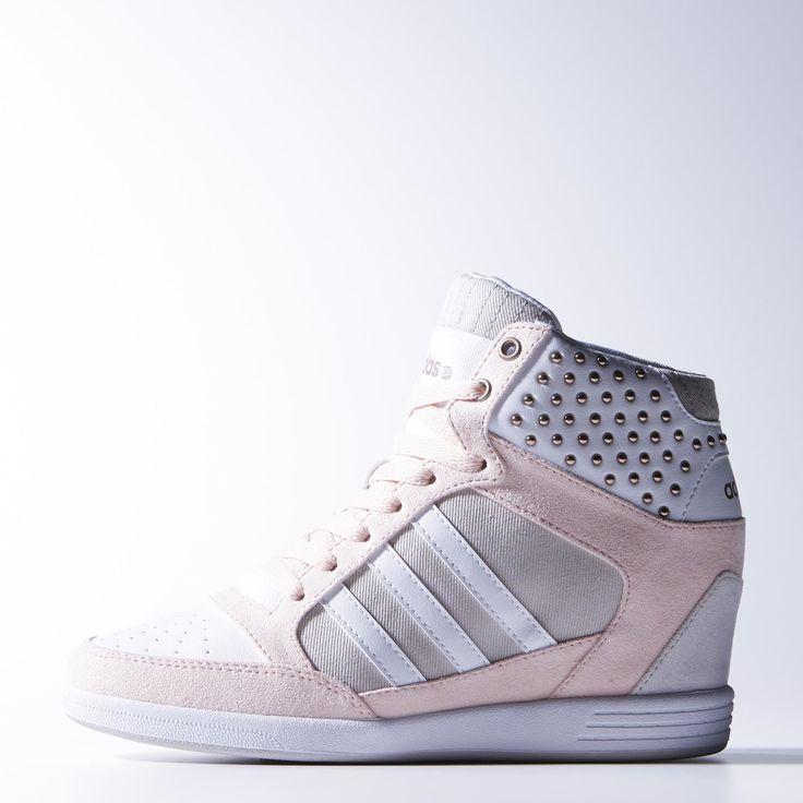 adidas - Chaussure compensée Super