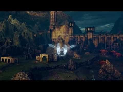 Middle Earth Shadow of Mordor PS4 PRO Gameplay Trailer 4K https://www.youtube.com/watch?v=LU_mBTWf3jk