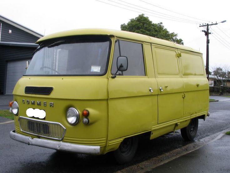 Commer van