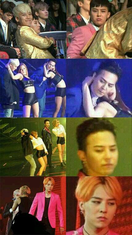 GD doesn't like to share