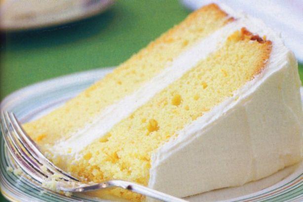 How to make Heaven scent cake (recipe)