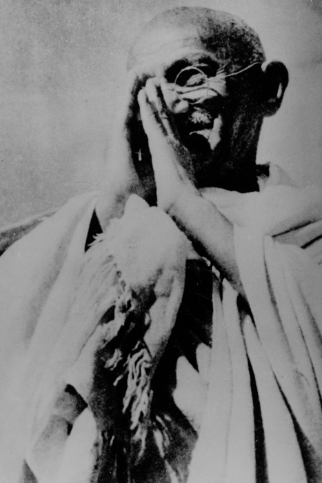 Love. Gandhi  Name: Mohandas Karamchand Gandhi Born: October 2 1869 Died: 30 January 1948 (age 78) Cause of Death: Assassination by shooting Nationality: Indian Other names: Mahatma Gandhi, Bapu, Gandhiji Religion: Hiduism Spouse: Kasturba Gandhi Children: Harilal, Manilal, Ramdas,Devdas Parents: Putlibai Gandhi (mother), Karamchand Gandhi (father)   Gandhi's fundamentals for changing the world: 1. Change yourself 2. You are in control 3. Forgive and let go 4. Take care of this moment 5…
