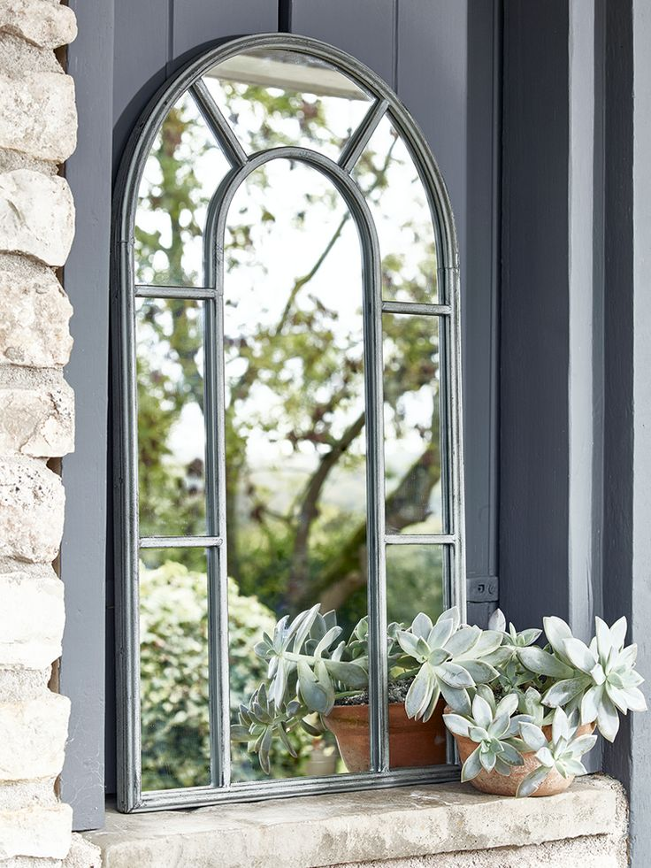 Best 25 window mirror ideas on pinterest cottage framed mirrors cast of mirror mirror and - Grote woonkamer design spiegel ...