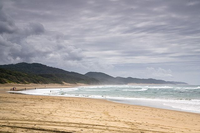Cape Vidal - 20 best beaches in South Africa