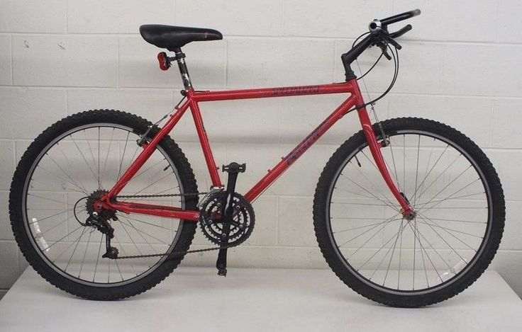 "Vintage 1991 Specialized Rockhopper Sport 17"" CrMo 21 Speed Mountain Bike Great 