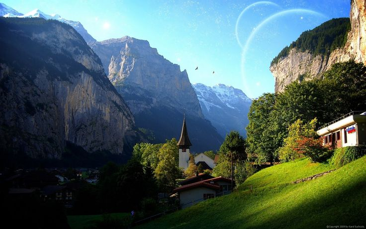 Here you can find some new design about Imagenes de Paisajes : hermosos gratis for your current screen resolution.