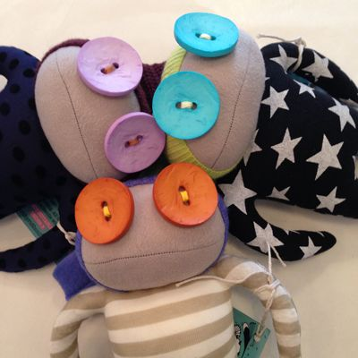 Ruby Ruth Dolls - Funky, quirky super cool…..