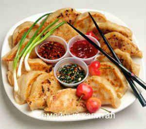 китайские пельмени_рецепты