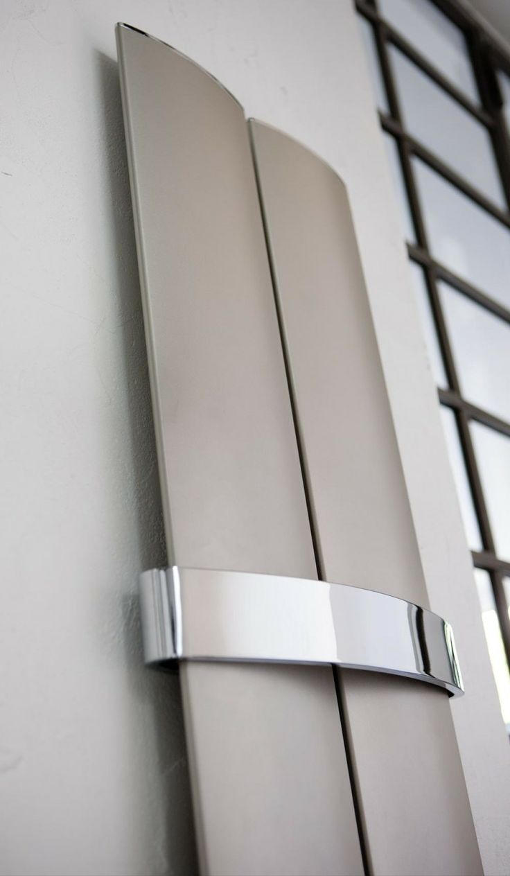Detail of Othello Twin #interiordesign #home #design #radiator #aluminum #forniture