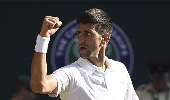 Wimbledon order of play day eight: Schedule for Novak Djokovic and women's quarter-finals
