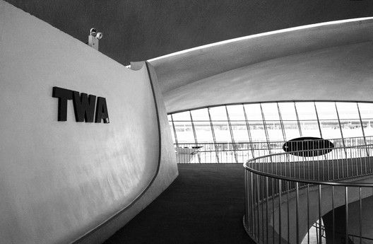 AD Classics: TWA Flight Center,© Cameron Blaylock