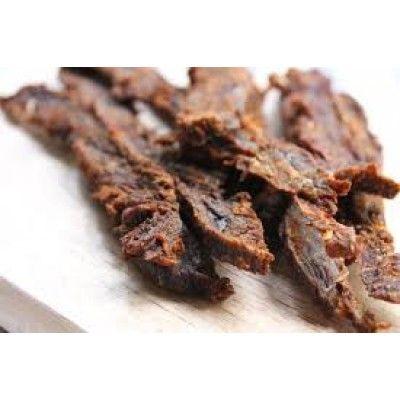 Paleo Jerky - Carne Secca di Manzo Angus Scozzese Grass Fed (allevata ad erba)