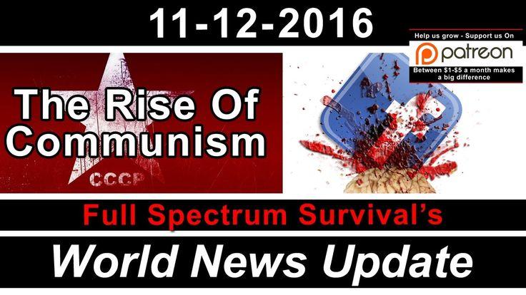 Facebook Propaganda - 45 Mile Quarantine - AI - FSS World News Update - Survival Preparedness News - YouTube https://www.youtube.com/watch?v=vQLaQTGkDBs&feature=em-uploademail