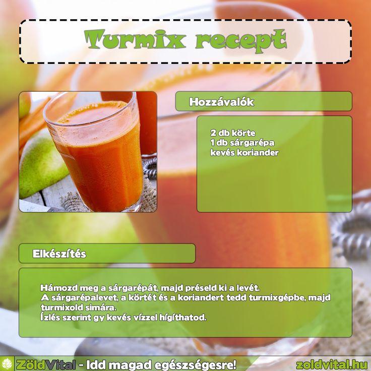 Egy finom és édes körte turmix receptje #turmix #recept