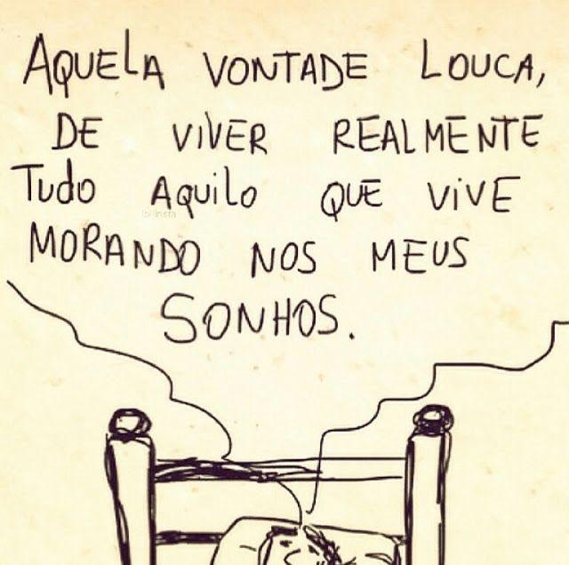 E porque não levantamos da cama e vamos tornar o sonhos realidades ♥
