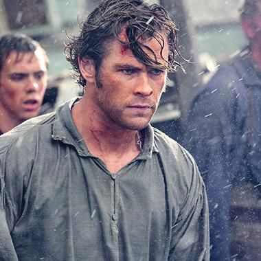 Chris Hemsworth talks 'In the Heart of the Sea' weight loss: 'We kind of went…
