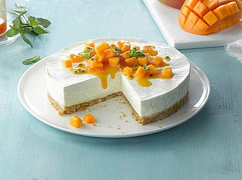 """Philadelphia-Torte """"Mango Kokos"""""""