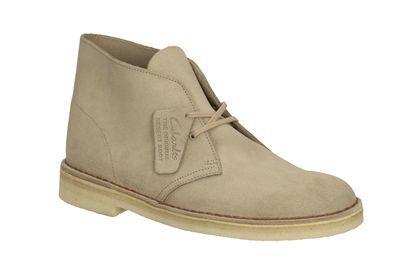 Clarks Desert Boot - Sand - Clarks Originals Herrenstiefel | Clarks