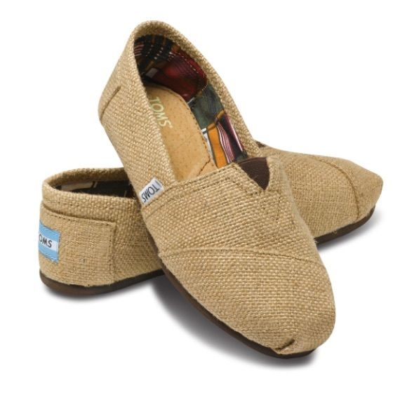 **price firm**Burlap toms! Super cute burlap toms. Veryyyyyyy gently worn & clean. Like new. Love! TOMS Shoes Flats & Loafers