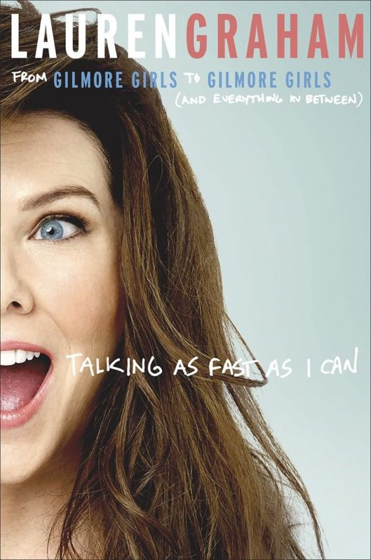 Take a Look at Lauren Graham's Memoir Cover -- Vulture  Cannot recommend this book enough. Lauren Graham is my spirit animal.