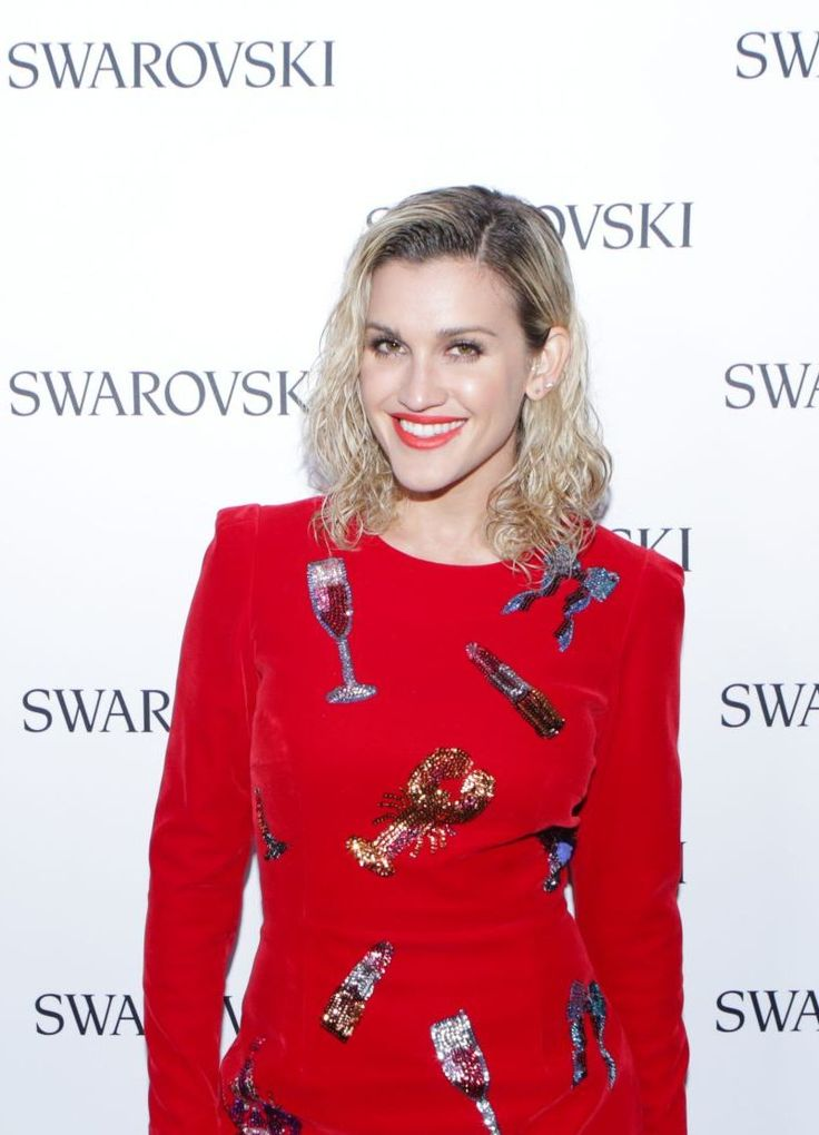 Ashley Roberts At Swarovski Cocktail Event In Los Angeles - HD Photos