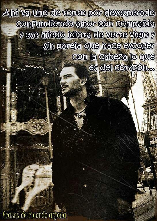 Tarde - Ricardo Arjona